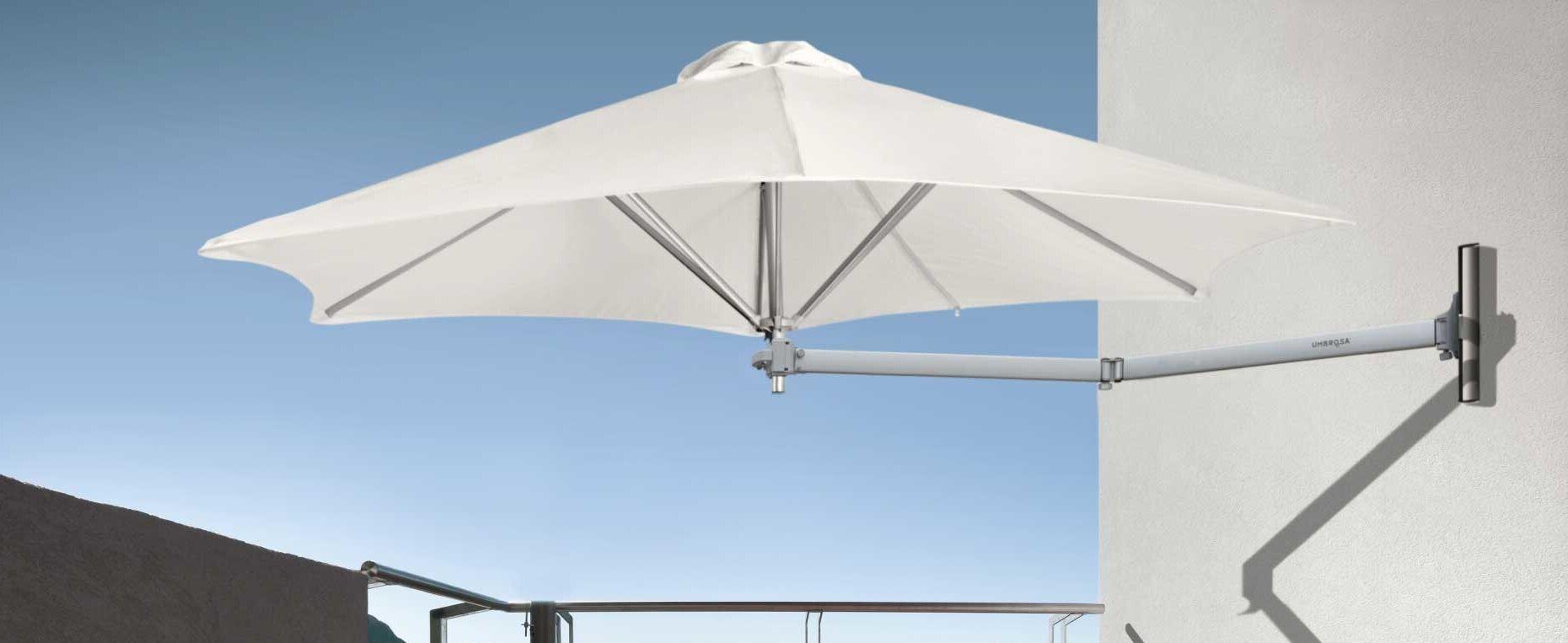 Wall Mounted Outdoor Umbrella
