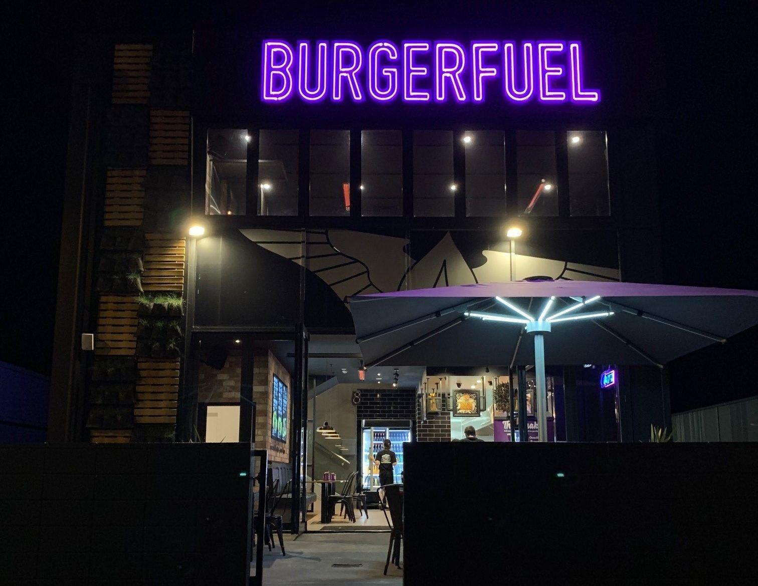 BurgerFuel Tempest LED