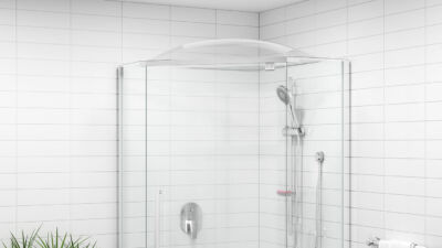 showerdome corner ts