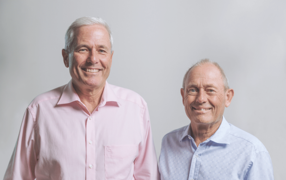 Craig and Graeme Turner are the third generation of the family to run Sleepyhead. Photo / Supplied