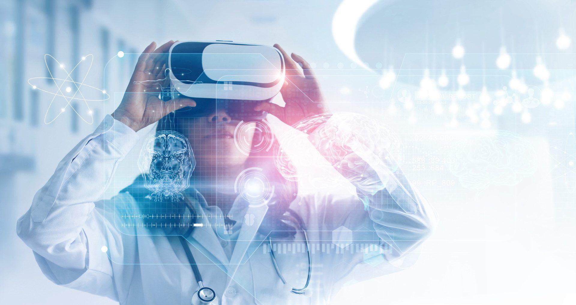 doctor VR overlay