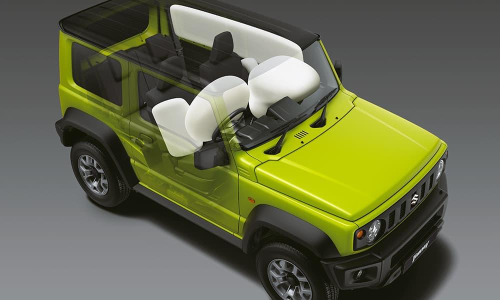 jimny airbags