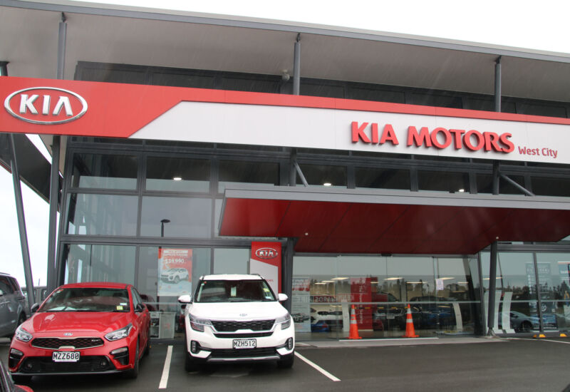 kia location
