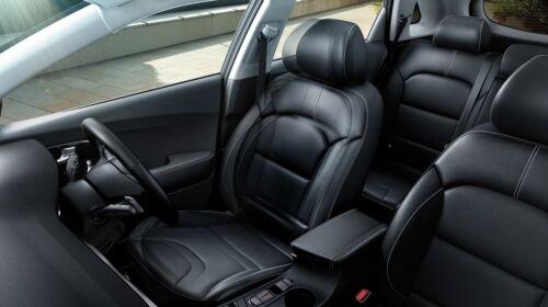 kia niro hybrid seats