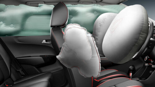 kia picanto airbags