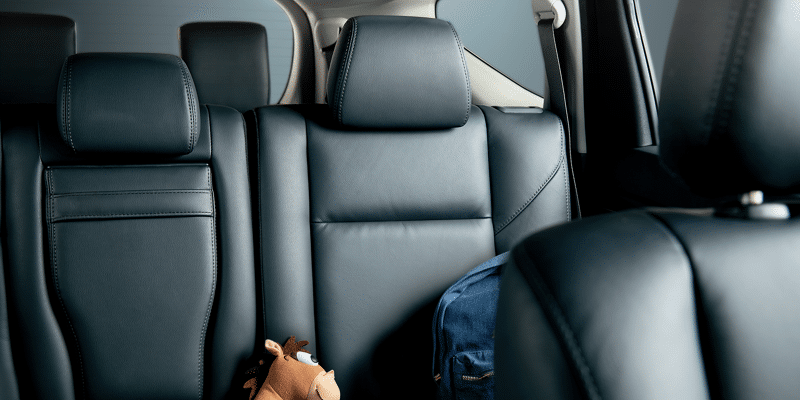 Pajero Sport really caters for families with seating, space and safety for 7 people.