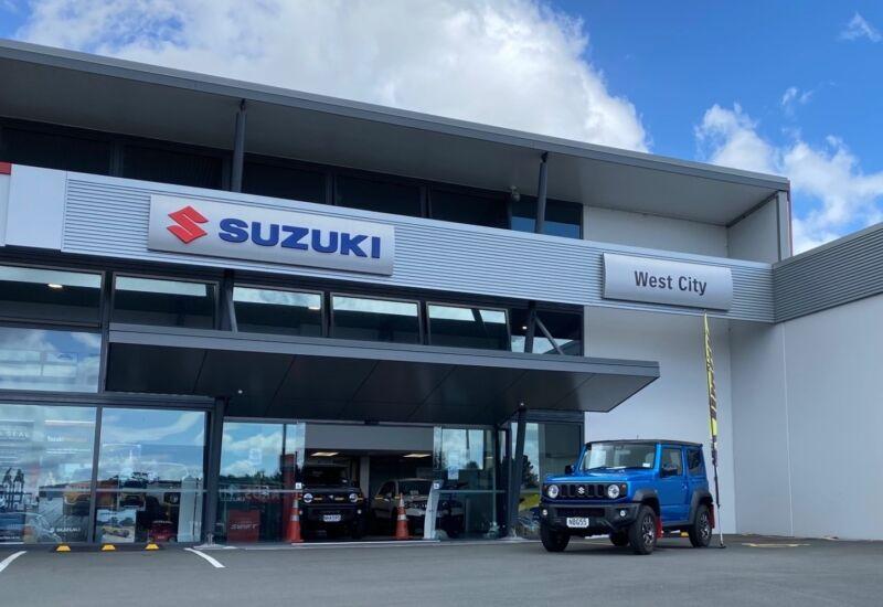 west city suzuki